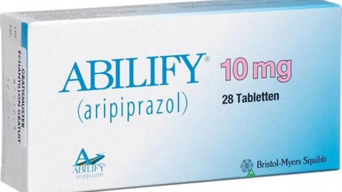 препарат Абіліфай / Abilify / Арипіпразол