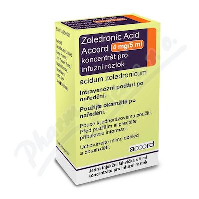 препарат Золедронова кислота