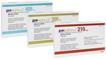 препарат Зіпадера / Zypadhera / Оланзапін