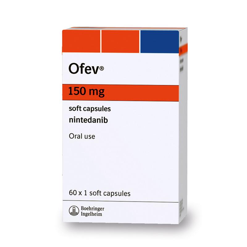 препарат Офев 150 мг 60 таб