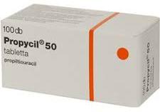 препарат Пропицил 50 мг 100 таб